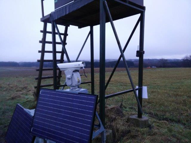 Installation Of Prototype Laser At Bcg S Dutch German